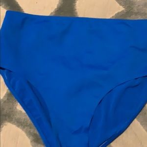 Spanx swim suit bottom size 12